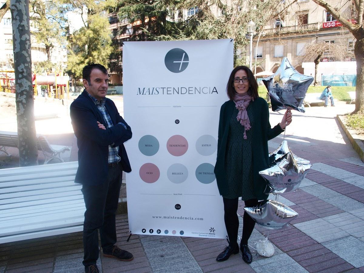 MAISTENDENCIA; blog plurisectorial de moda y tendencias creado por Ourense Centro