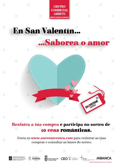 Campaña de San Valentín 2017