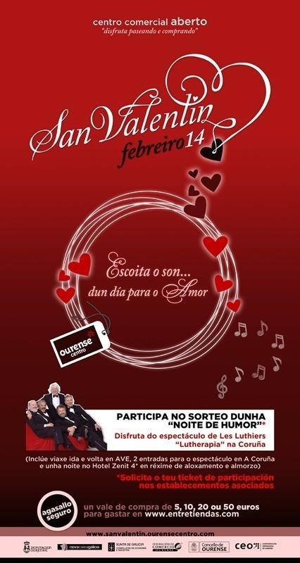 San Valentín 2012