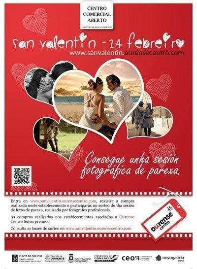 Campaña San Valentín 2014