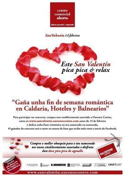Campaña San Valentín 2013