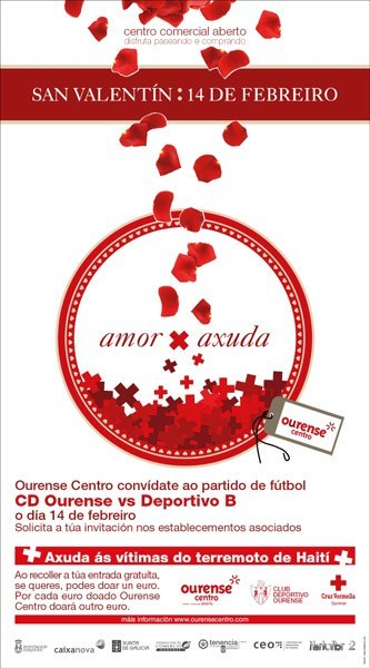Campaña Solidaria San Valentín