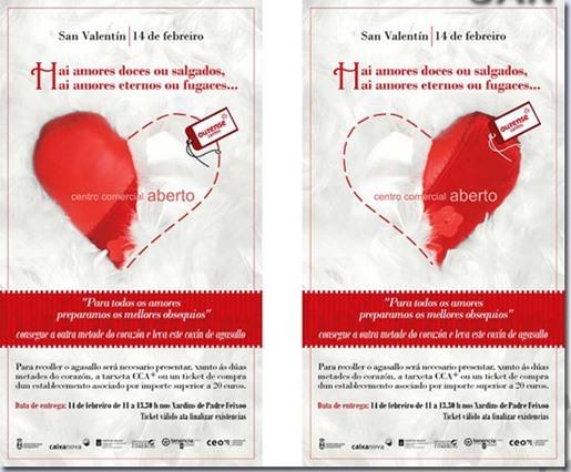 Campaña San Valentín 2009