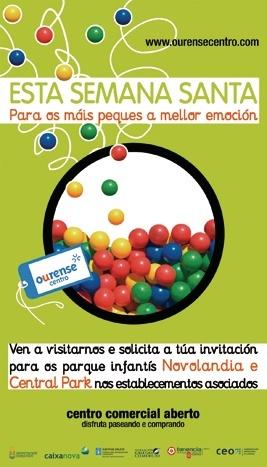 Campaña semana Santa 2009