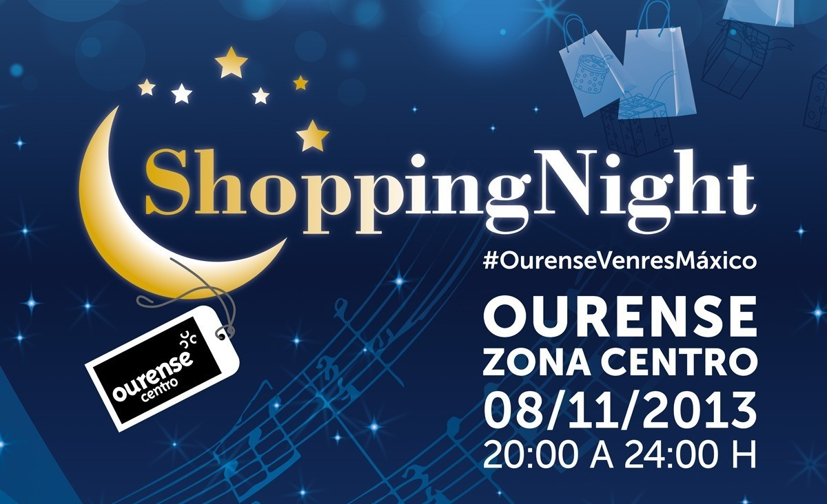 Disfruta de la Shopping Night Zona Centro