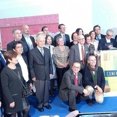 Premios mercurio do comercio de Ourense.