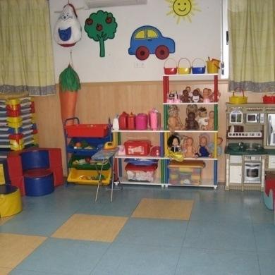 Aula Infantil en Verano para los mas peques