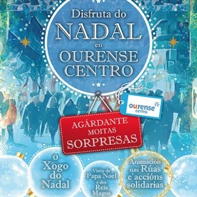 Campana Navidad CCA Ourense Centro  2016