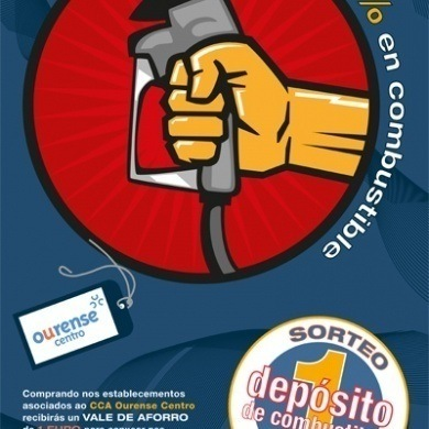Ourense Centro y Estaciones de Servicio Perez Rumbao ofrecen un ahorro del 3,3 al repostar combustible