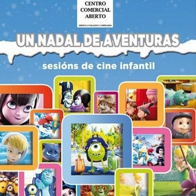 Un nadal de Aventuras - Sesiones de cine infantil