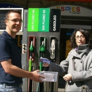 Combustible con un ahorro del 3,3%