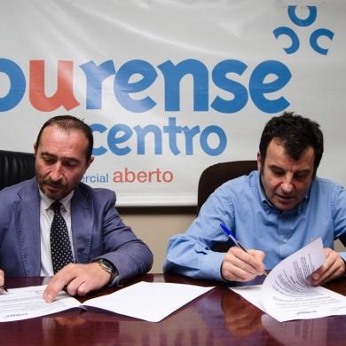 Ourense Centro e Innova Systems firman un convenio de asesoria y  auditoria energetica