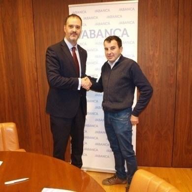 Abanca y CCA Ourense Centro se alian para impulsar el comercio local