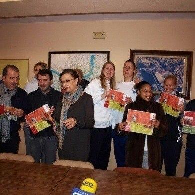 Ourense Centro da un impulso al deporte ourensano