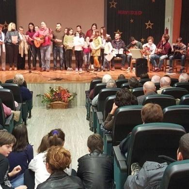 Un repertorio de panxoliñas interpretado polo coro Voces Amigas protagonizará o concerto de Nadal do CCA Ourense Centro