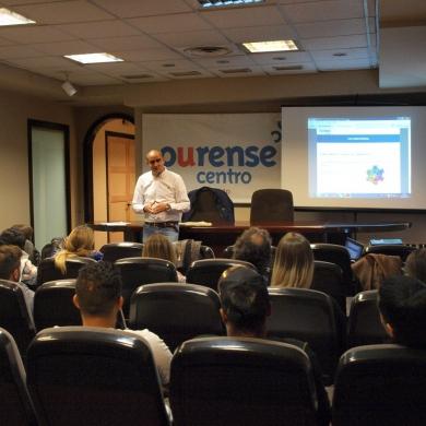 CCA. Ourense Centro y Obra Social la Caixa formaran profesionalmente a persoas en riesgo de exclusion