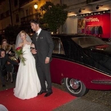 Ourense Centro se viste de gala para Centrate.