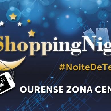 La IV ShoppingNight de Ourense Centro -Noitedetendas