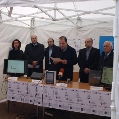Entretiendas.com, pionera en la red en la venta online de stocks del comercio local ourensano bajo la tutela de Ourense Centro