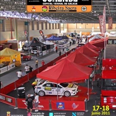 Campana promocional Rally Ourense