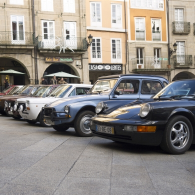 5 Edicion Rallye Solidario de Ourense.