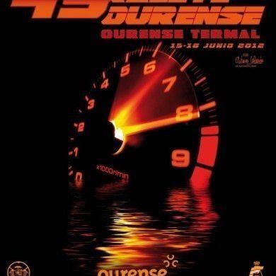 45 edicion de Rallye Ourense