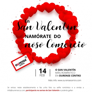 Campana de San Valentin 2019