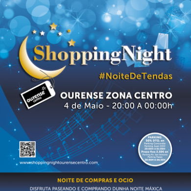 VI Shopping Night Ourense Centro
