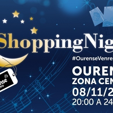 Disfruta de la Shopping Night Zona Centro
