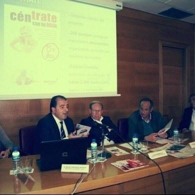 El CCA Ourense Centro inspira el asociacionismo de empresarios locales del alto Tamega en Portugal.
