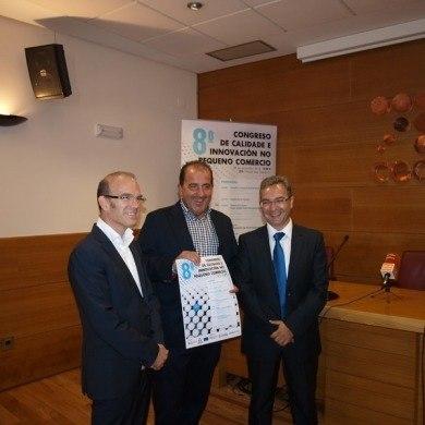 VIII Congreso de calidade e innovacion no pequeno comercio