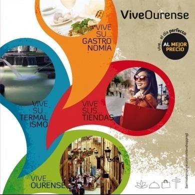 Vive Ourense: Termas, compras y gastronomia