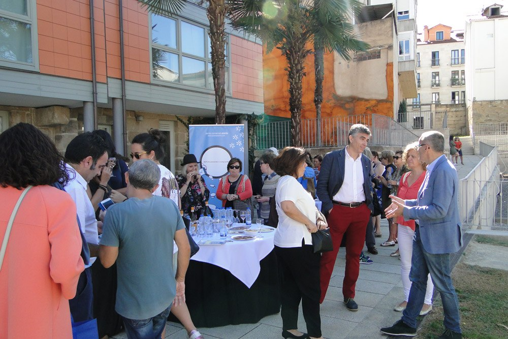 O tren Ourense Termal e de Compras chegou a cidade con unha ocupación do 100%