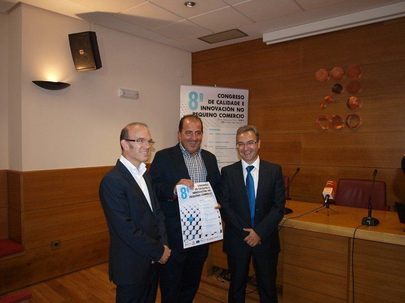 VIII Congreso de calidade e innovación no pequeno comercio