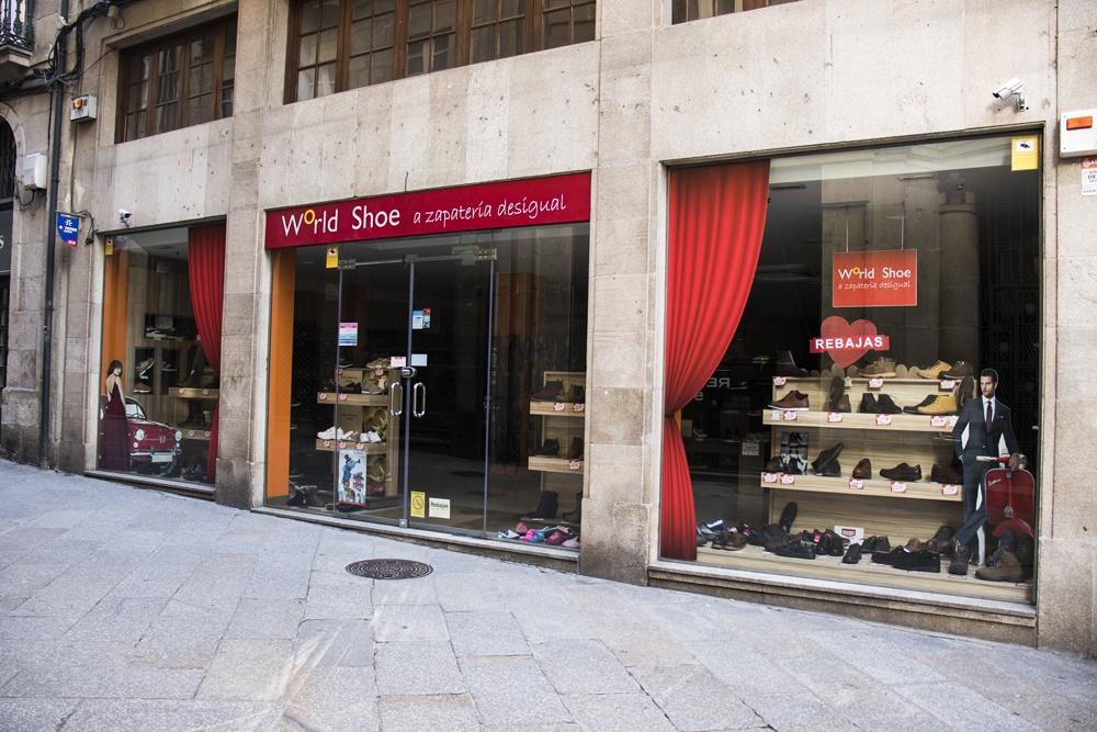 Escaparate San Valentín World Shoe
