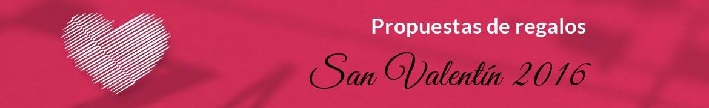 Catálogo de San Valentín 2015