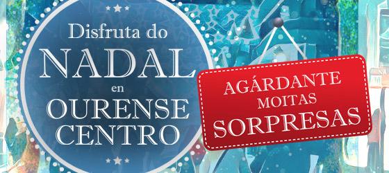 Campaña de Navidad Ourense Centro