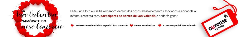 San Valentín 2019 Ourense