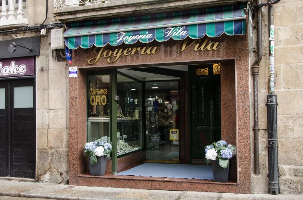 Joyería Vila Ourense Black Friday