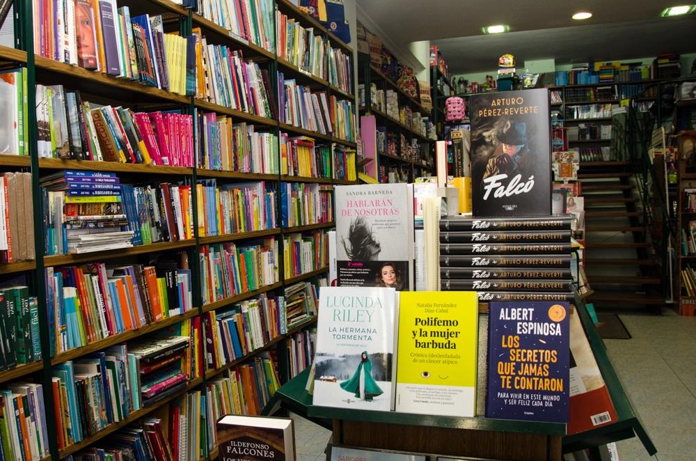 Librería Queixumes Ourense Black Friday
