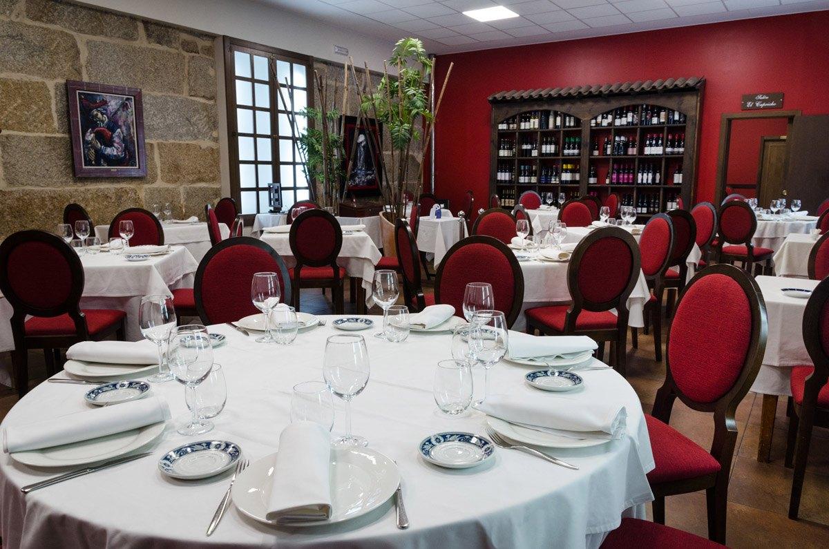 El coto Ourense