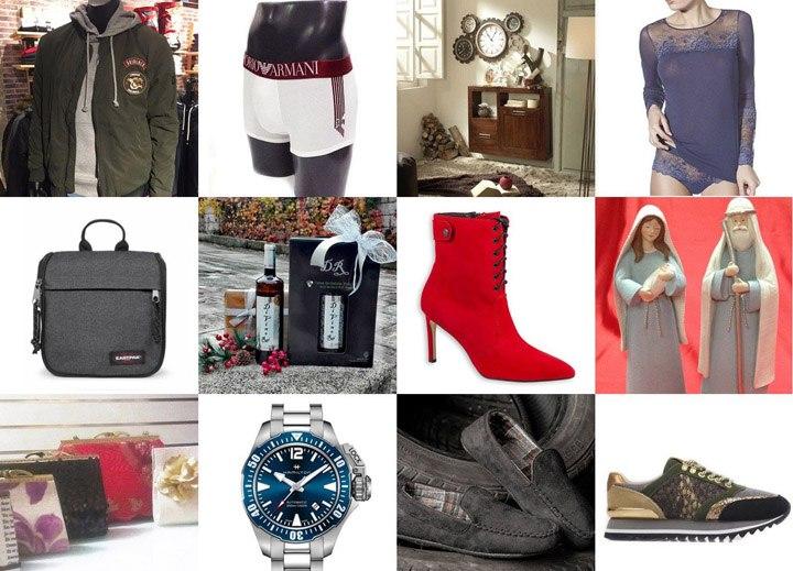 Catálogo Virtual de ideas para regalar en San Navidad.