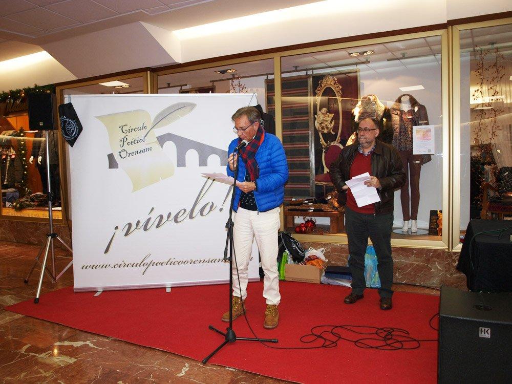 Recital poetico 2015 Ourense centro